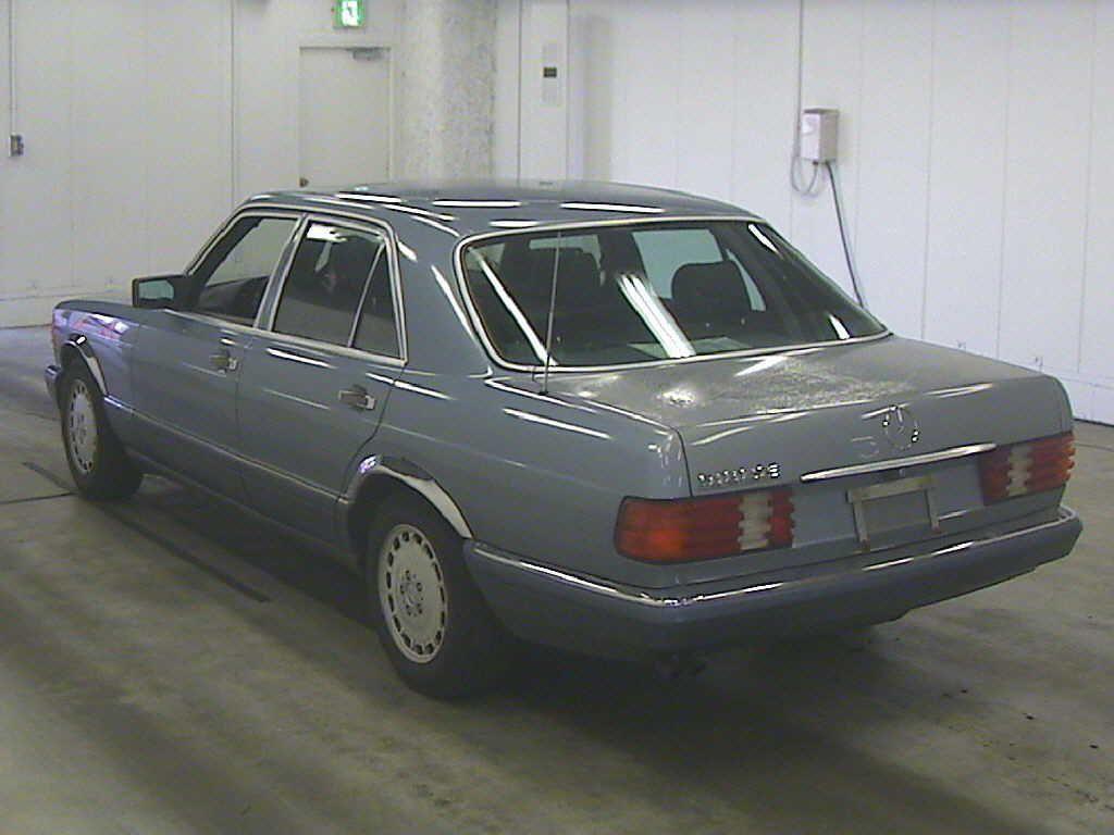 used mercedes benz 300se for sale at pokal japanese used car exporter pokal. Black Bedroom Furniture Sets. Home Design Ideas