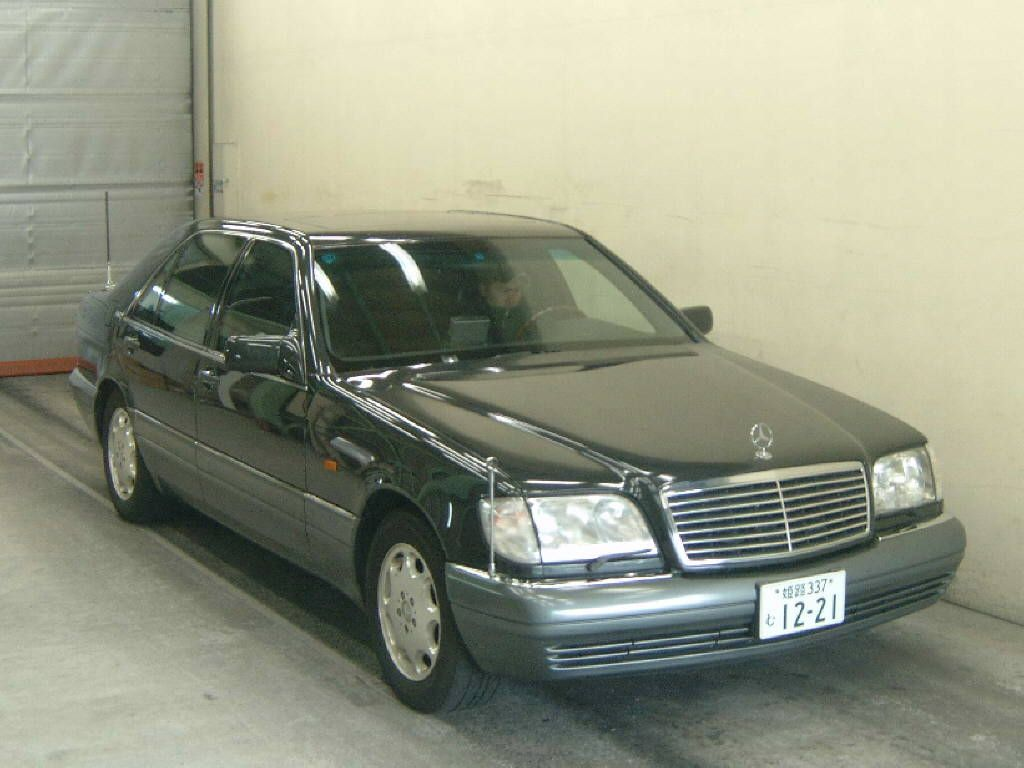 Used mercedes benz s600l for sale at pokal japanese used for Mercedes benz s600l