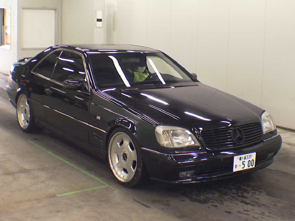 used mercedes benz cl500 for sale at pokal japanese used