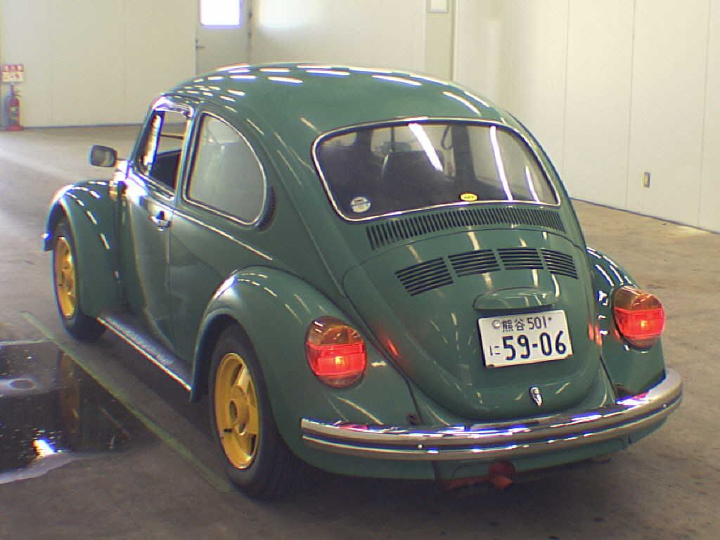 used volkswagen vw beetle for sale at pokal japanese used car exporter pokal. Black Bedroom Furniture Sets. Home Design Ideas