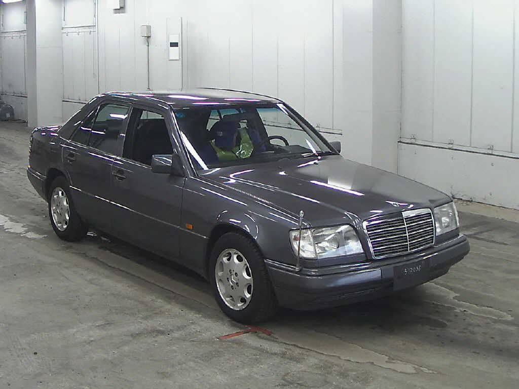 Used mercedes benz e320 for sale at pokal japanese used for Mercedes benz 1995 e320