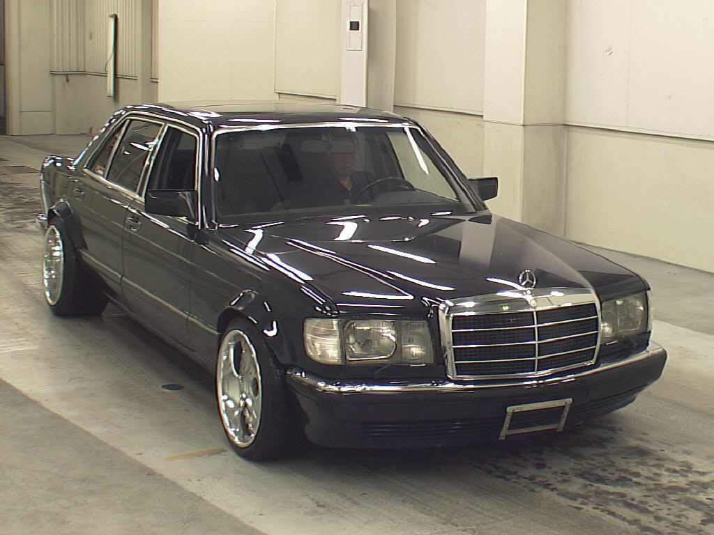 Used mercedes benz benz 560sel for sale at pokal for Benz mercedes for sale