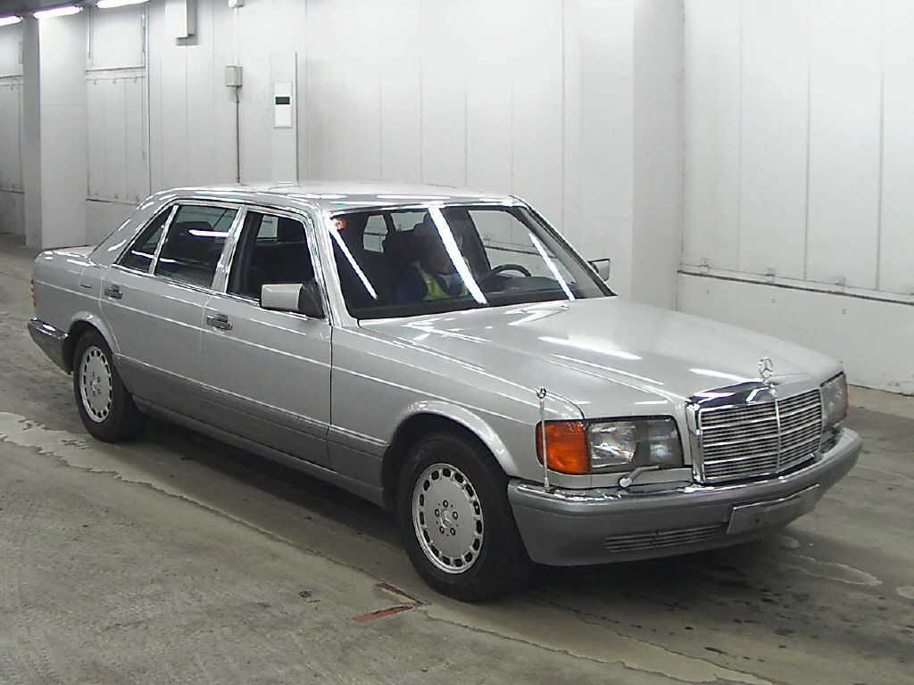 Used mercedes benz benz 560sel for sale at pokal for Used mercedes benz cars for sale in germany