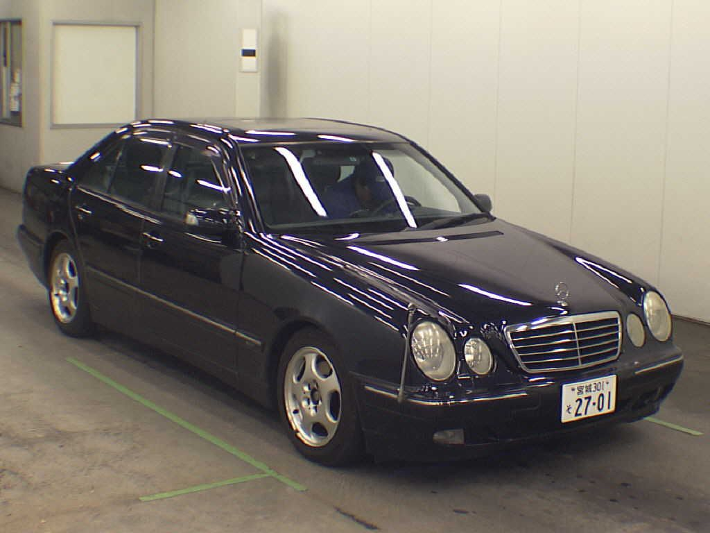 used mercedes benz e320 for sale at pokal japanese used