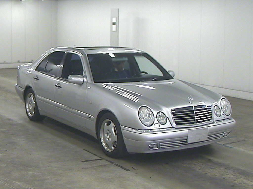 Used Mercedes Benz E430 For Sale At Pokal  U2013 Japanese Used Car Exporter Pokal