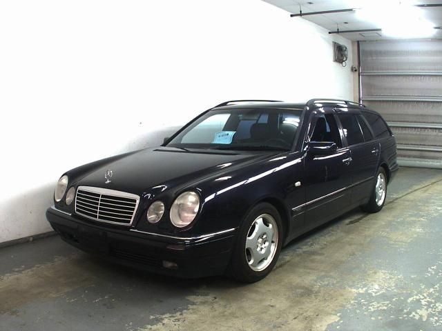 Used mercedes benz benz e class station wagon for sale at for Used mercedes benz station wagons for sale
