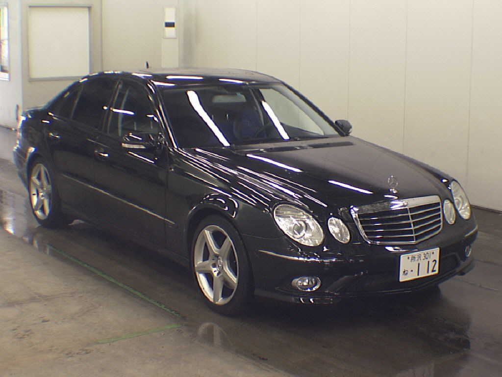 used mercedes benz e550 for sale at pokal japanese used car exporter pokal. Black Bedroom Furniture Sets. Home Design Ideas