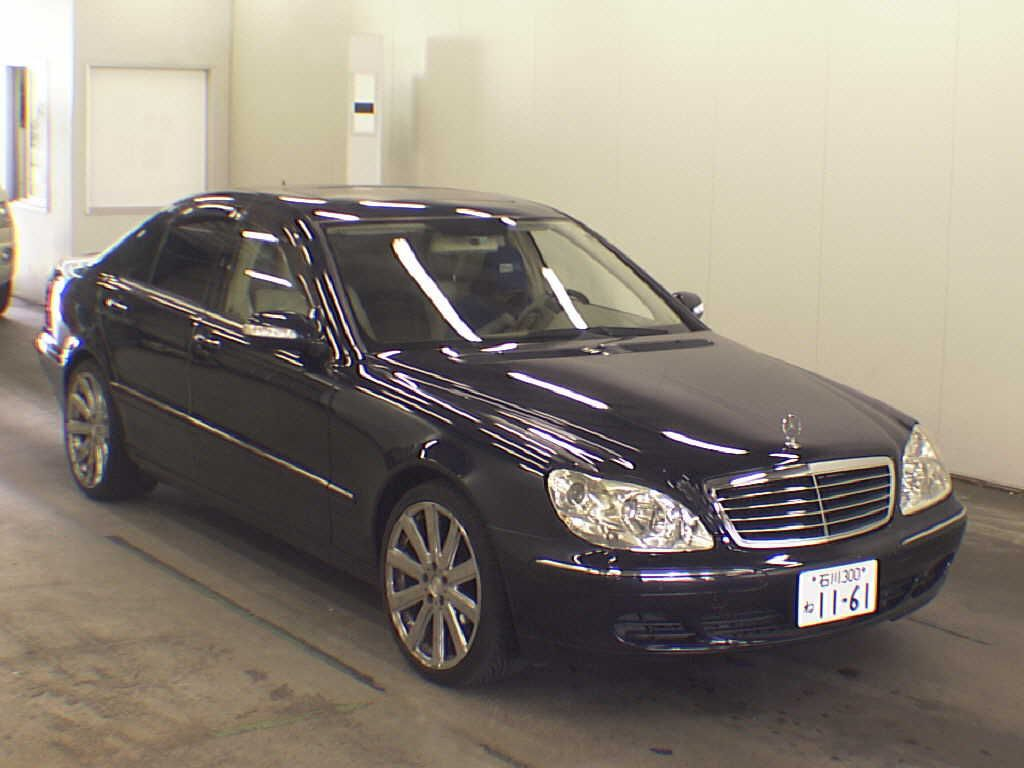 Used mercedes benz s350 for sale at pokal japanese used for Mercedes benz s350