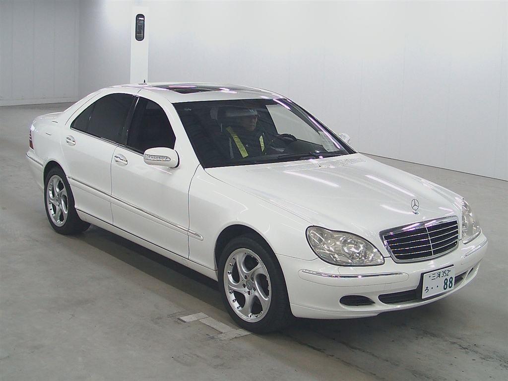 2003 mercedes benz s500