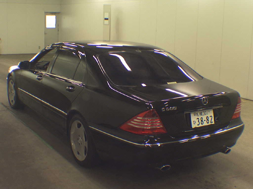 Used mercedes benz s600l for sale at pokal japanese used for Used mercedes benz cars for sale in germany