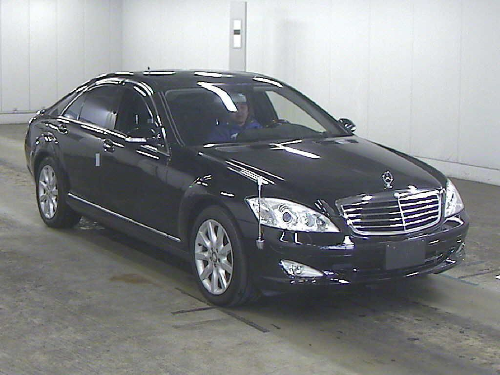 used mercedes benz s500 for sale at pokal japanese used