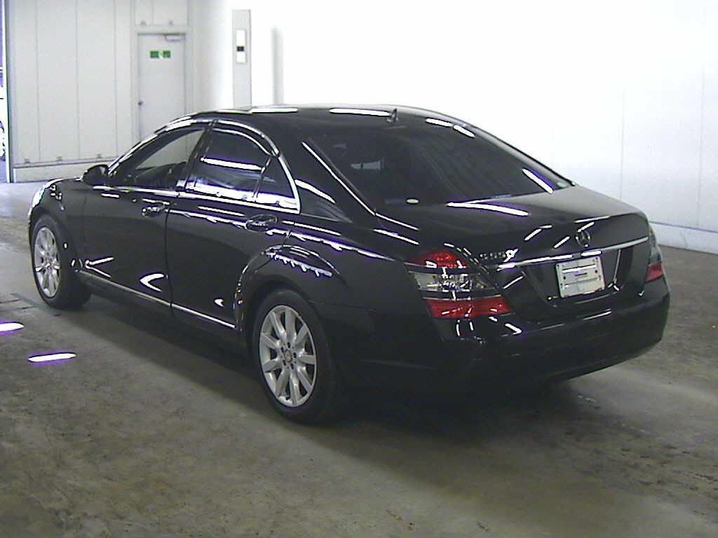 Used Mercedes Benz S500 For Sale At Pokal Japanese Used Car