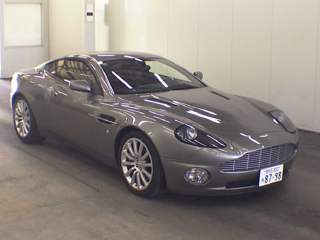 Used ASTON MARTIN VANQUISH For Sale At Pokal U2013 Japanese Used Car Exporter  Pokal