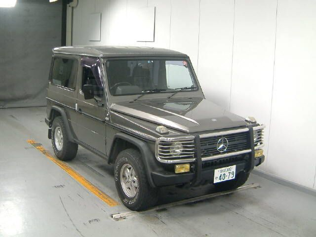 used mercedes benz benz g class for sale at pokal japanese used car exporter pokal. Black Bedroom Furniture Sets. Home Design Ideas