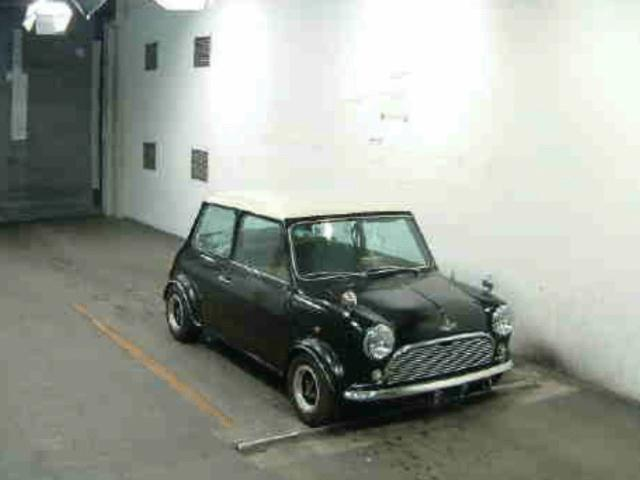 Used Rover Rover Mini For Sale At Pokal Japanese Used Car Exporter