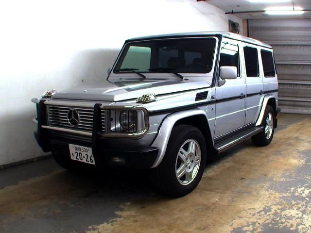 Used mercedes benz benz g class for sale at pokal for Mercedes benz g series for sale