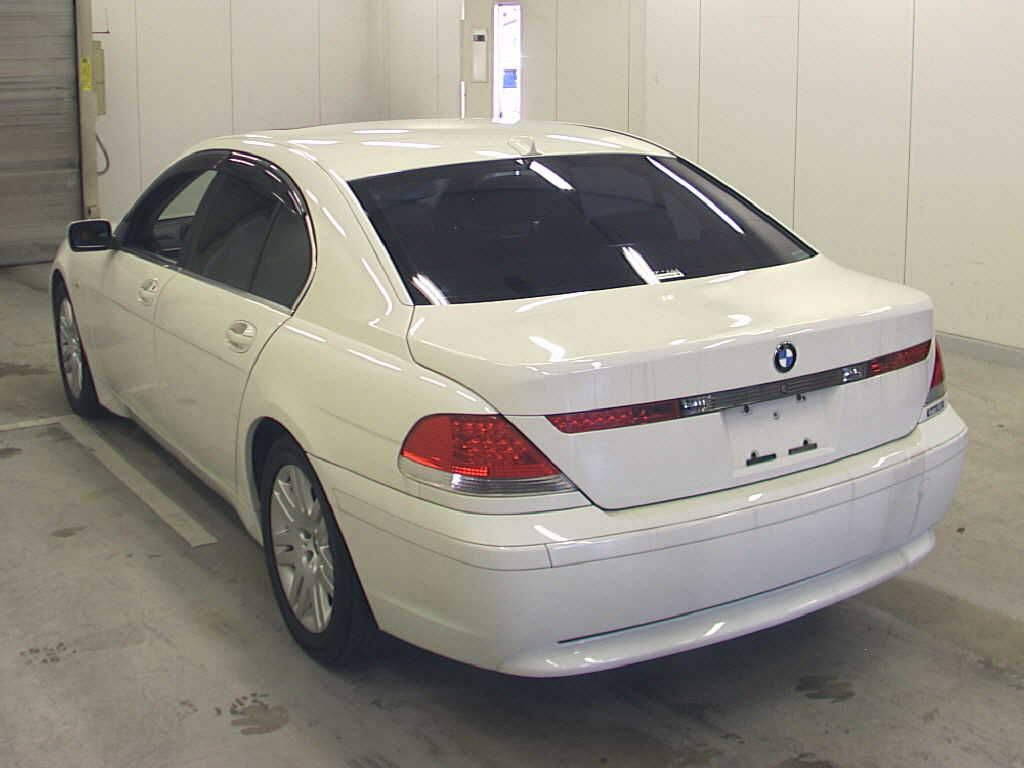 Used BMW BMW 7 SERIES for sale at Pokal  Japanese Used Car
