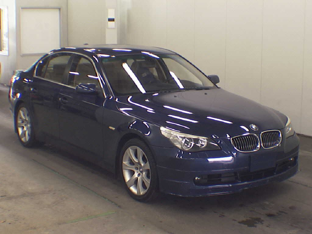 Used bmw bmw 5 series for sale at pokal japanese used car exporter pokal