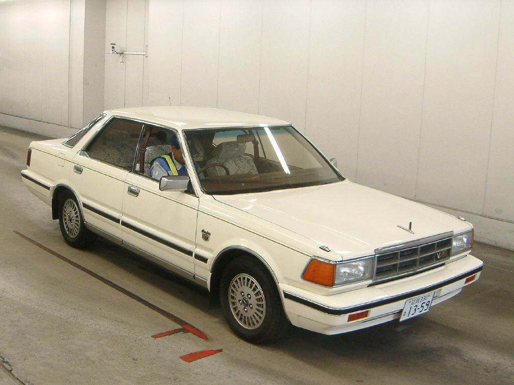 Used Nissan Cedric For Sale At Pokal Japanese Used Car Exporter Pokal