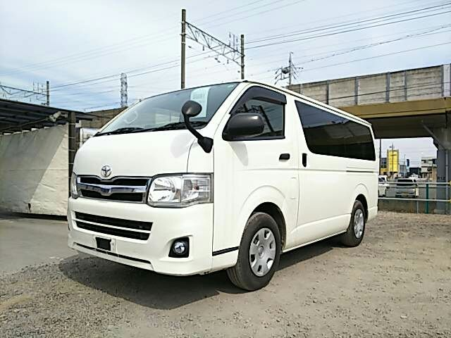 6c87acb1492e39 Used TOYOTA HIACE for sale at Pokal – Japanese Used Car Exporter Pokal