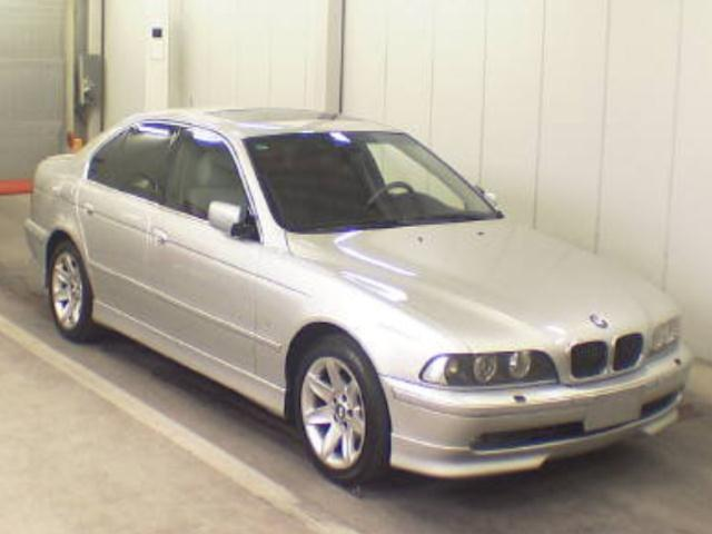 Used Bmw 540i For Sale At Pokal Japanese Used Car Exporter Pokal